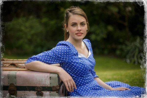 French Maiden Dress