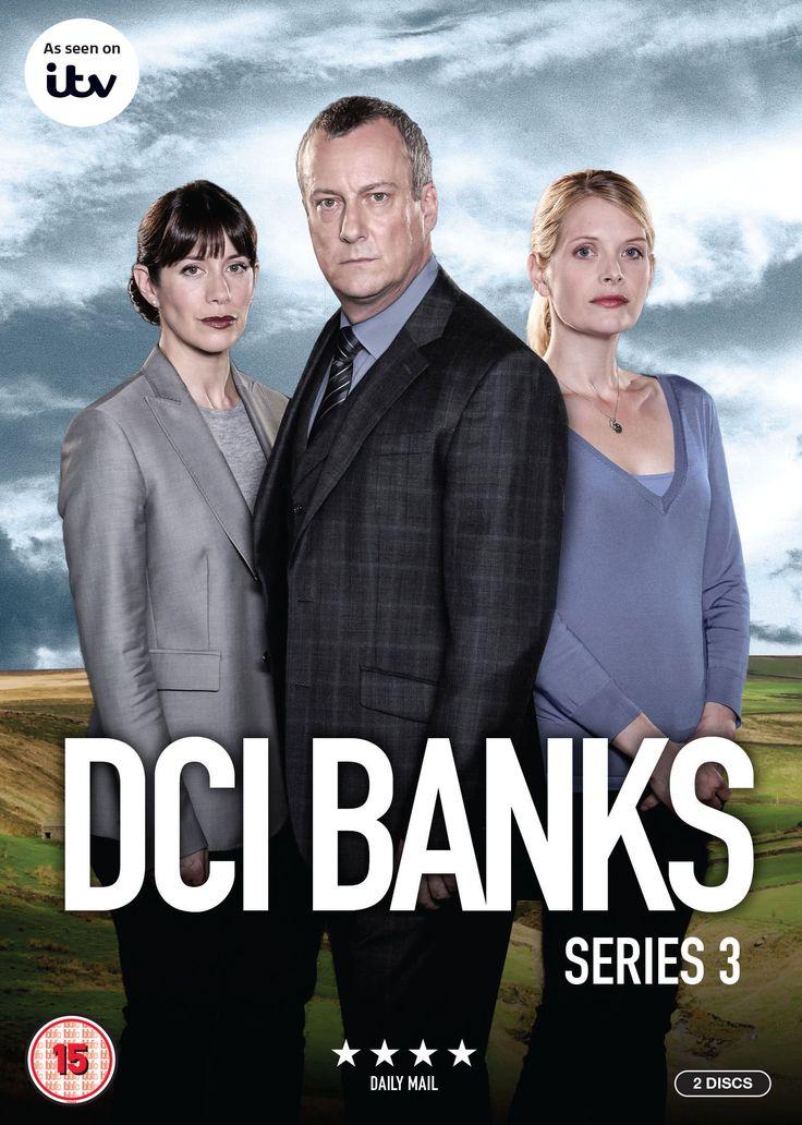 DI Helen Morton (Caroline Catz), DCI Banks (Stephen Tompkinson) and DS Annie Cabot (Andrea Lowe)