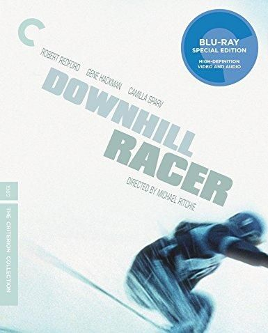 Robert Redford & Gene Hackman & Michael Ritchie-Downhill Racer The Criterion Collection
