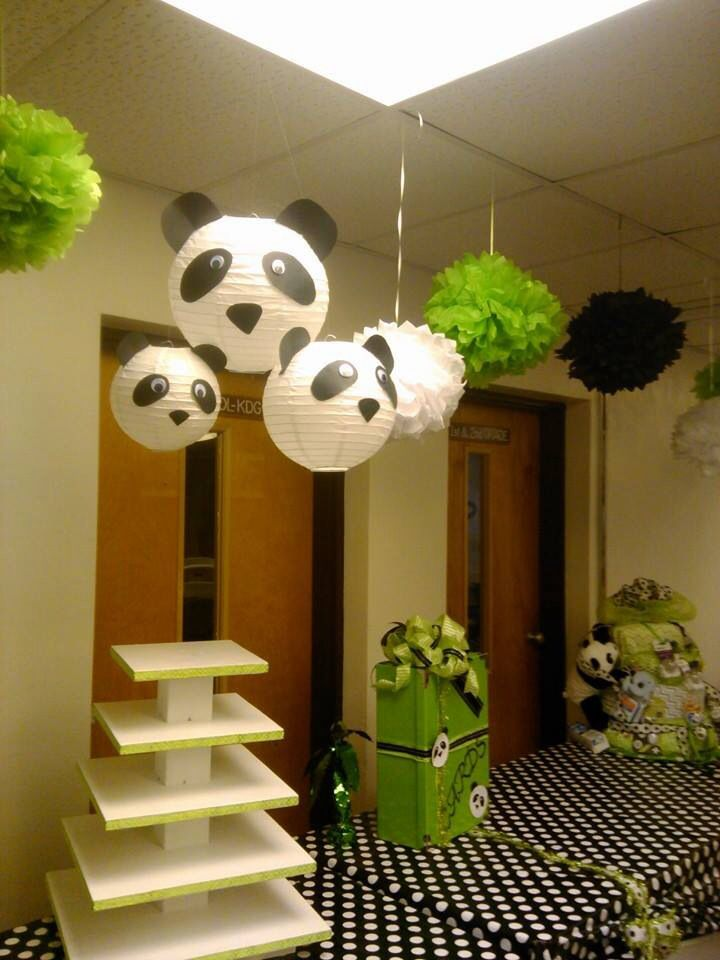 17 best images about pandas on pinterest panda bears for Panda bear decor