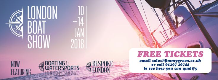 Free Boat Show Tickets