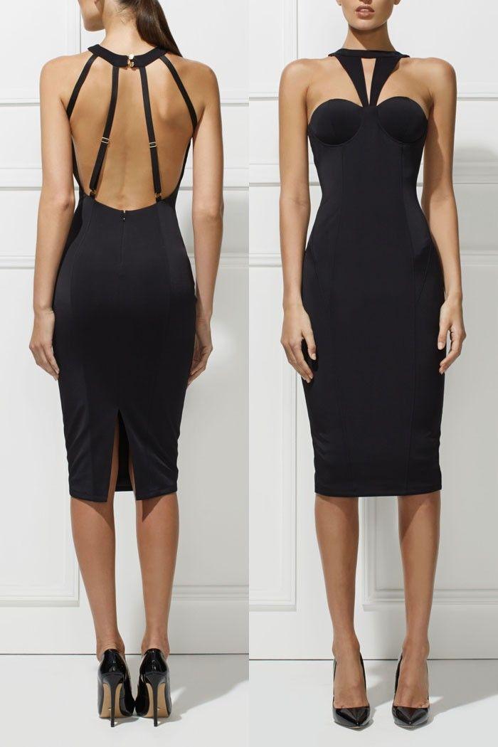 Misha Collection Samantha Dress
