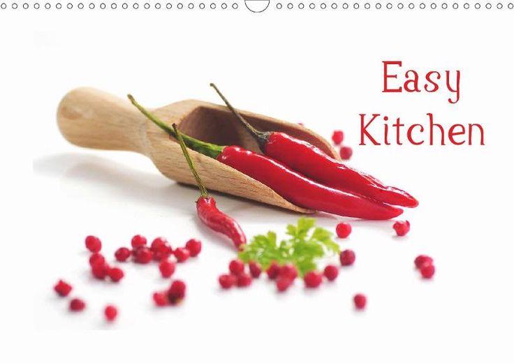 Easy Kitchen / UK-Version - CALVENDO