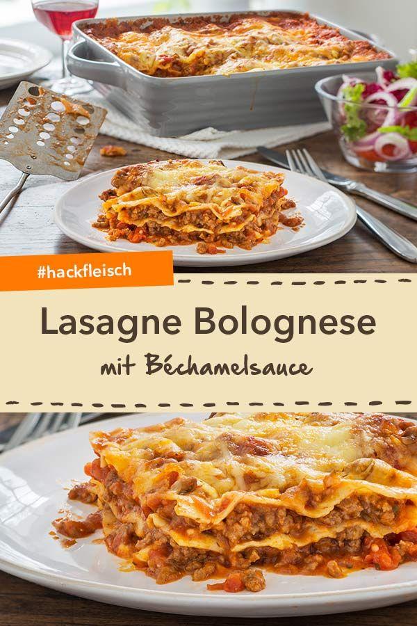 6a77e41ba1ca1101f18236c53f5f0c19 - Lasagne Bolognese Rezepte