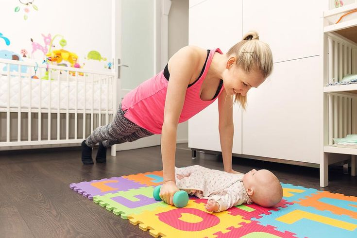 The 30 Workout: A Quick Exercise Plan Designed for Busy Moms (By a Busy Mom)! #30secondmom