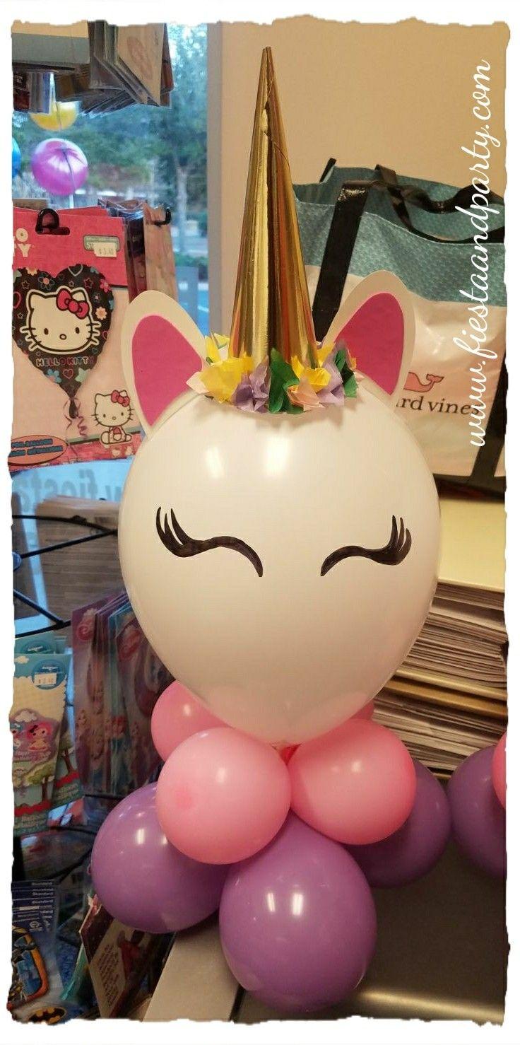 Leyah Unicorn party