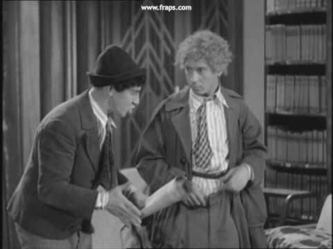 The Best of Harpo Marx - Animal Crackers (1930) - YouTube