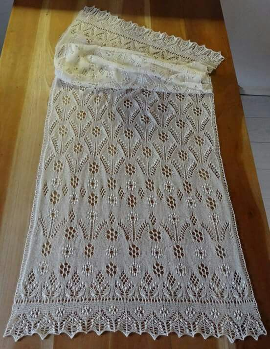 Estonian Lace Knitting Patterns Free : 1000+ images about **Lace Shawls** on Pinterest Free ...