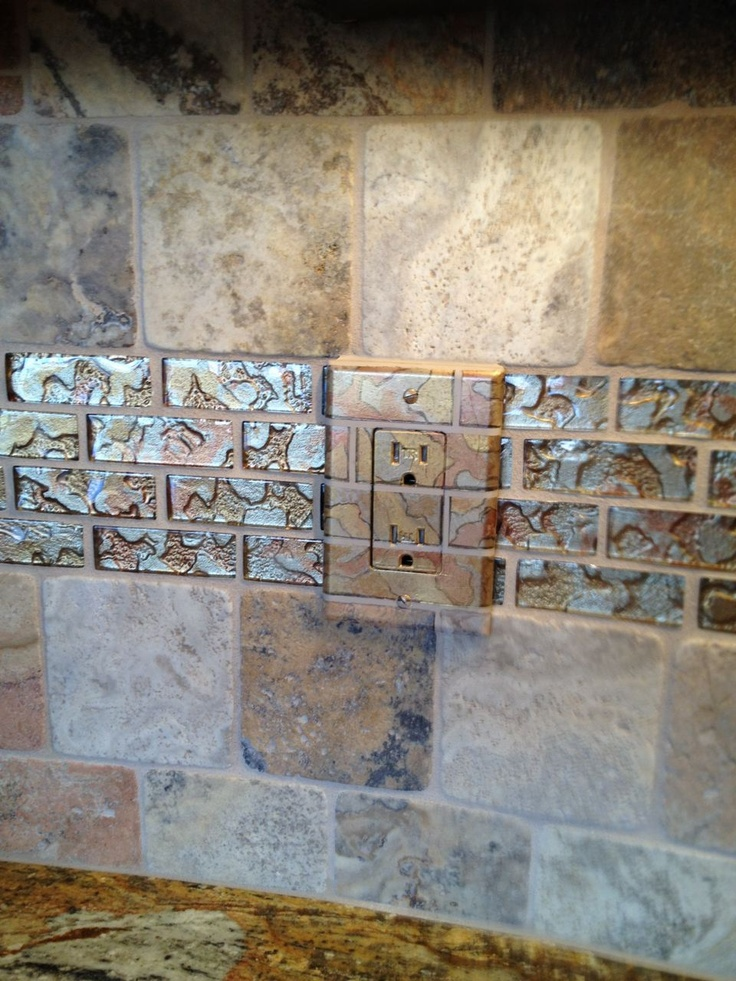 The Granite Gurus Golden Ray Kitchen From Mgs By Design Custom Painted Outlet