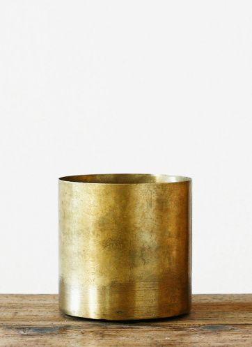 // brass pot | Artilleriet | Inredning Göteborg