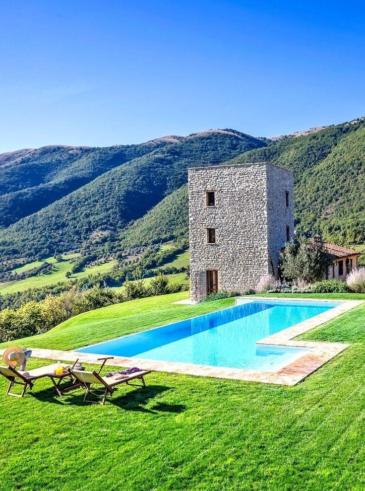 Villa Orazio | Italy - Umbria - Toskana - Perugia | Region Umbrien bei San�