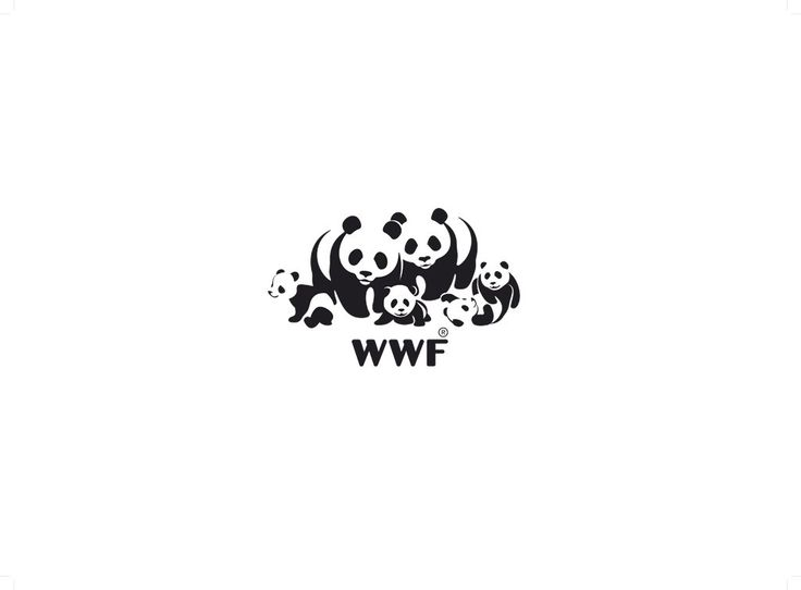 Wwf Logo Sketches Logos Animal And Font Logo Design