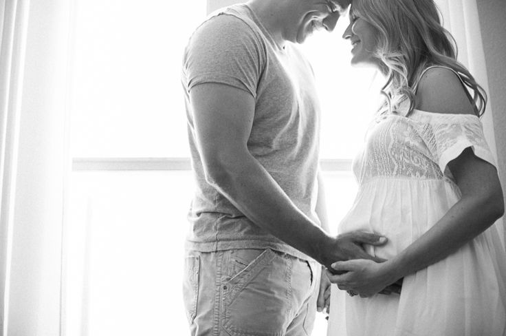 maternity pictures at home | ... white image of couple for professional maternity pictures in dallas