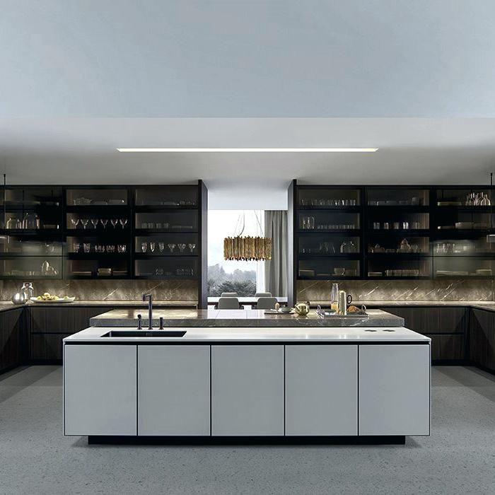 High End Kitchen Design High End Contemporary Kitchen Designs With