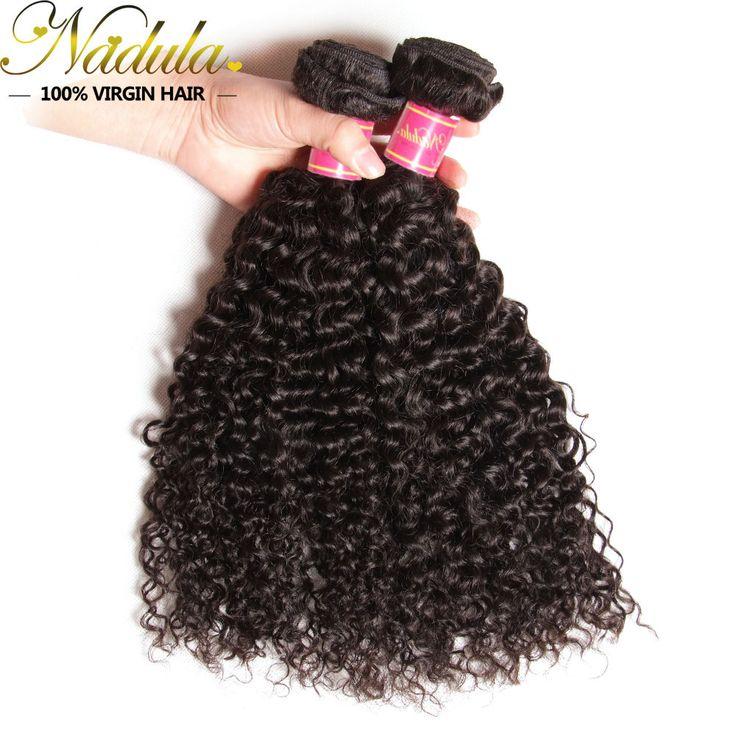 2 Bundles Unprocessed Brazilian curly hair 200g Nadula 100% Human Hair Extension http://ift.tt/2vTZfzT
