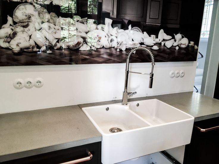 58 best furniture images on Pinterest Woodwork, Architecture and - küchenarbeitsplatte aus beton