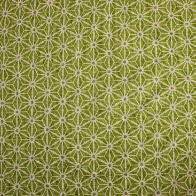 Green Geometric from the Sidewalks range
