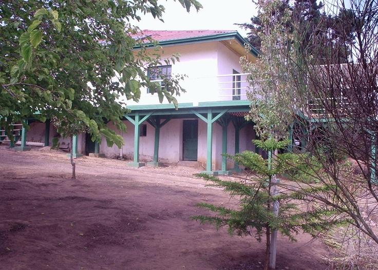 Casa Molinete, Vicente Huidobro
