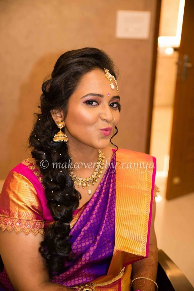(1) Makeovers- By Ramya