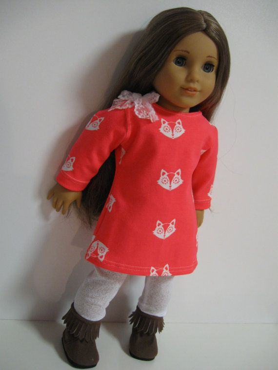 American Girl Doll Clothes -What Does The Fox Say