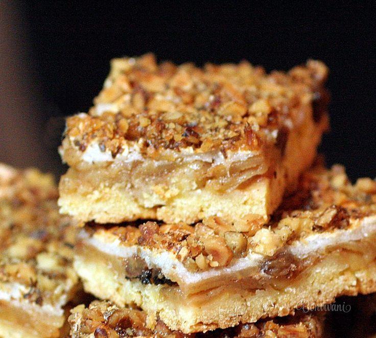 Jablkový koláč • recept • bonvivani.sk