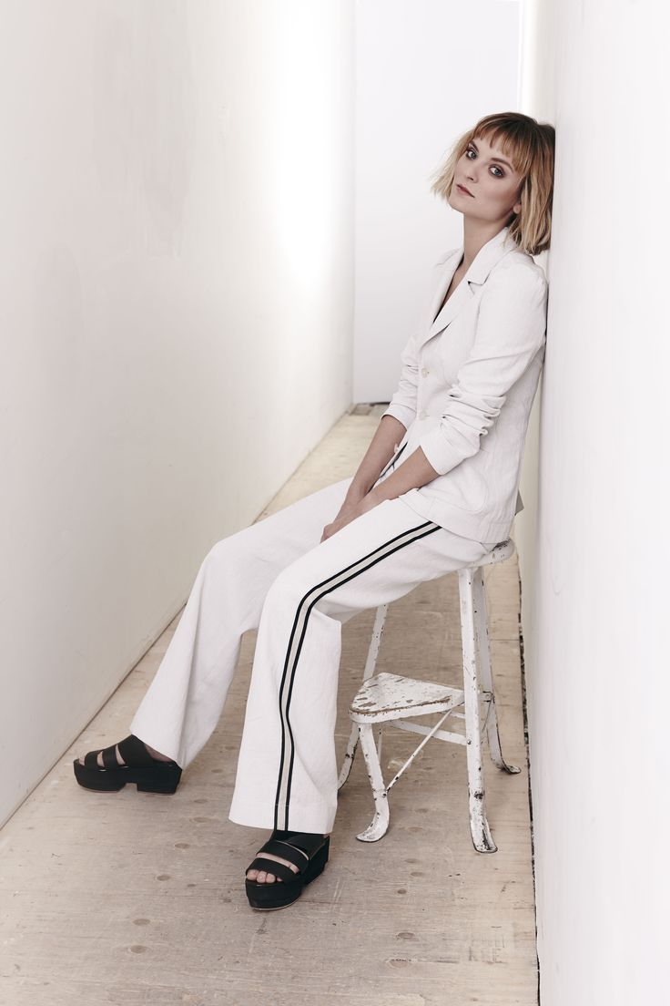 Gesso Linen Gesso Jacket and Coby Pant  www.comrags.com
