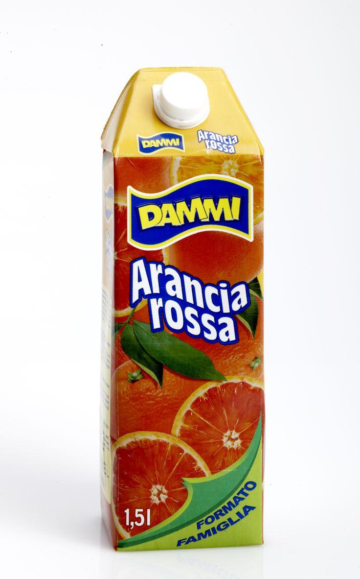 3) Arancia rossa Fruttagel