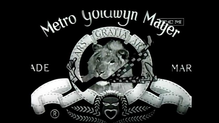Metro-Goldwyn-Mayer logo (with a twist!)