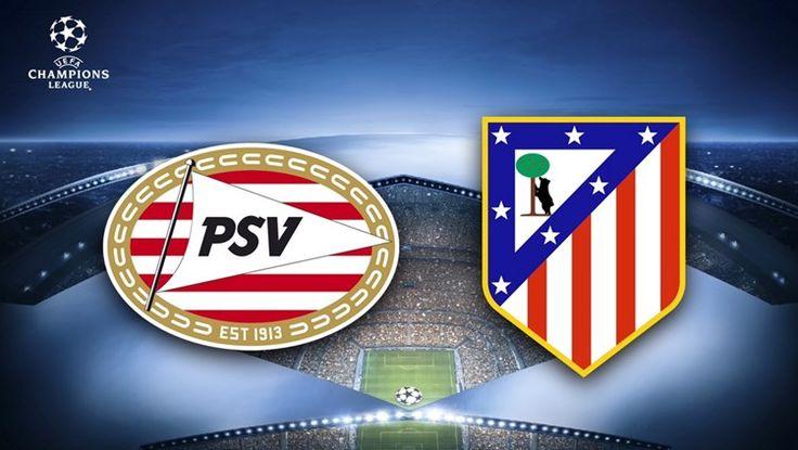 PSV vs. Atletico Madrid 15.03.2016