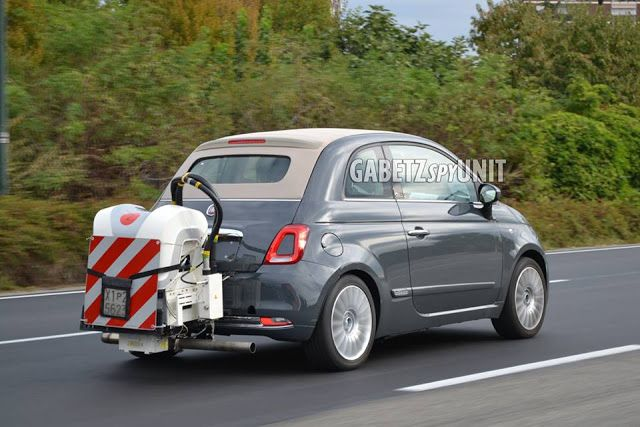 Passione Auto Italiane: Test Fiat sulle emissioni