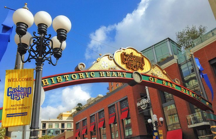Official website for the historic Gaslamp Quarter and Gaslamp Quarter Association in Downtown San Diego, featuring shopping, dining, nightlife, and events.