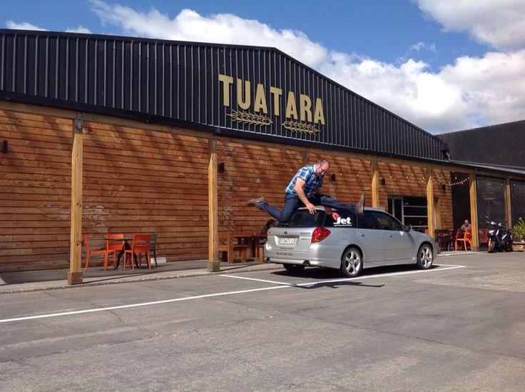 Tuatara Brewery Jump Paraparaumu NZ