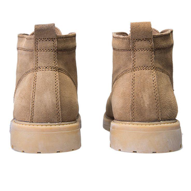 Hiver Femmes Bottes Western Automne Véritable En Cuir Désert Cheville Bottes Vache Suede Loisirs De Luxe Casual Équitation Bottes Zapatos Mujer dans Bottines de Chaussures sur AliExpress.com | Alibaba Group