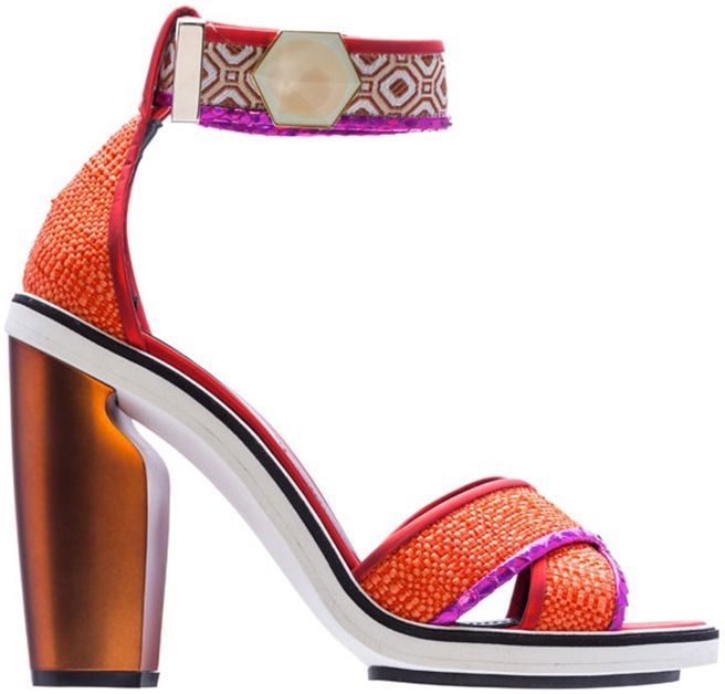 Nicholas Kirkwood Spring 2014 Collection - ShoeRazzi