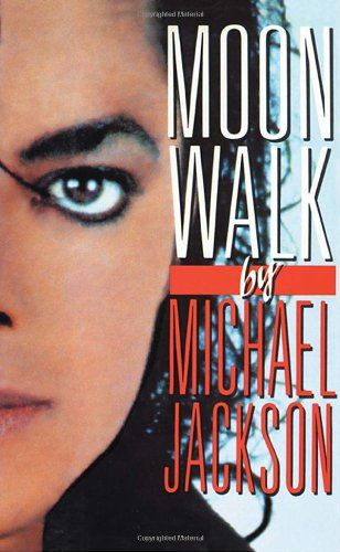 """Moonwalk"" book by Michael Jackson."