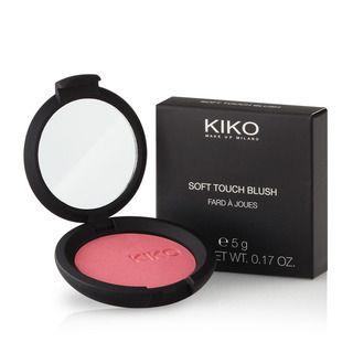 KIKO MAKE UP MILANO : Blush – Fard à joues poudre compacte