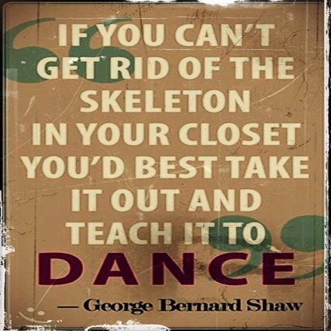 And dance and dance!