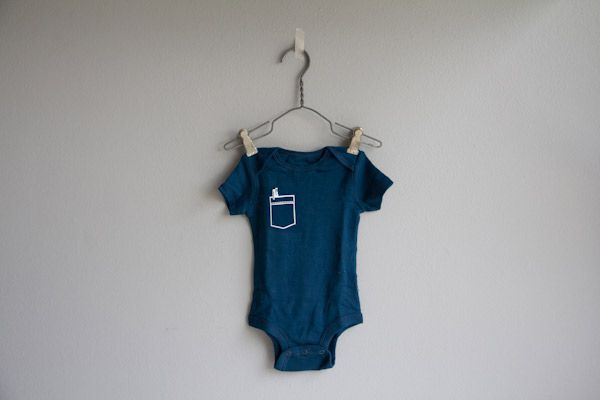 DIY // baby boy onesies w/ template download