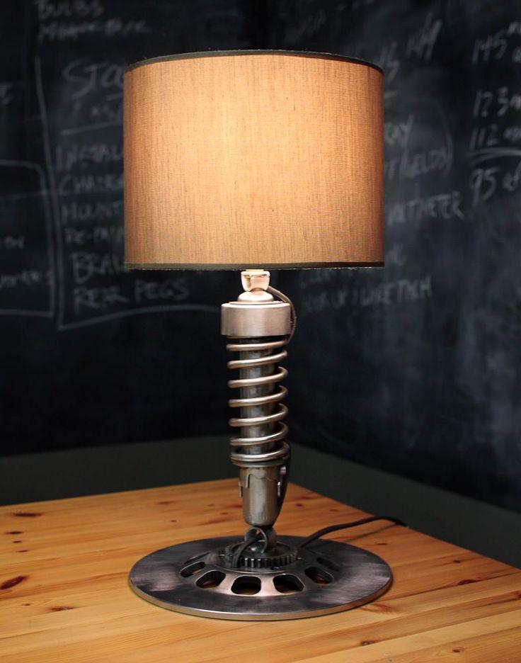 Classified Moto Lamp