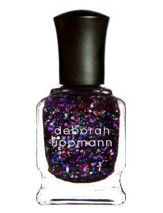 The Best New Nail Colors for Fall : Deborah Lippman Nail Polish in Let's Go Crazy