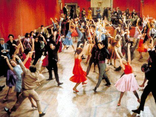 west side story dancing scenes