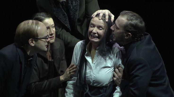 """""""Hexenjagd"""" von Arthur Miller im Burgtheater (Trailer) #Theaterkompass #TV #Video #Vorschau #Trailer #Theater #Theatre #Schauspiel #Tanztheater #Ballett #Musiktheater #Clips #Trailershow"""