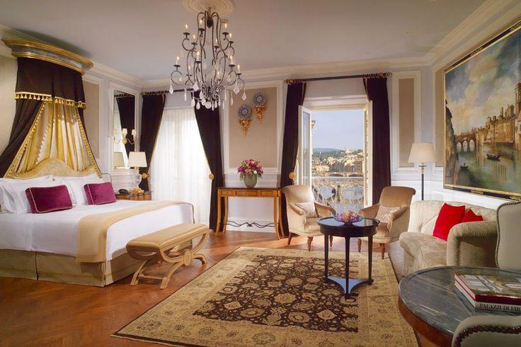 Tuscany: Fashion Beautiful, Romantic Italian, Four-Post, Florence Italy, Regi Florence, Condé Nast, Beautiful Blog, St. Regi, Nast Travel