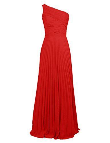 Dressystar Robe femme, Fourreau, Robe de demoiselle d'honneur/soirée, en Mousseline Taille 42 Rouge Dressystar http://www.amazon.fr/dp/B00OJYP8XC/ref=cm_sw_r_pi_dp_dpHBvb1YEJMS8