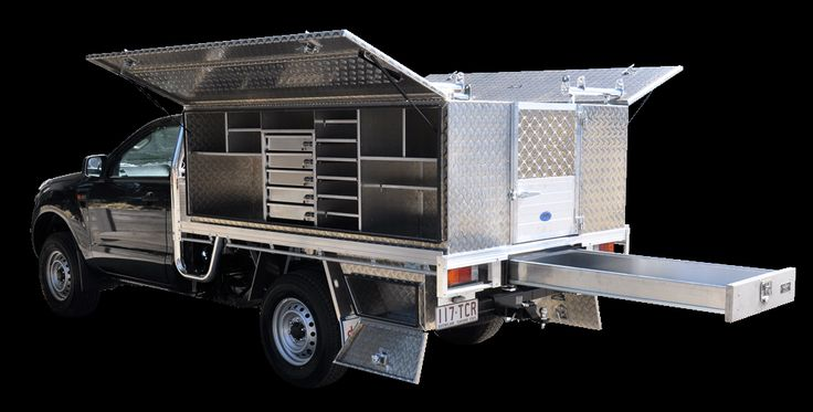 Canopies are fitted in front or backside of the vehicles. Their fitting is customised as per the requirements of the vehicle owner. They are used extensively in dual and single cabs.