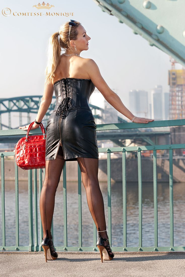 Leather skirt gallery movies milf apologise