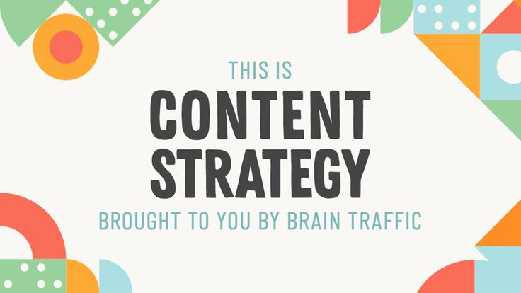 Content Strategy the blog! From the good people of Brain Traffic