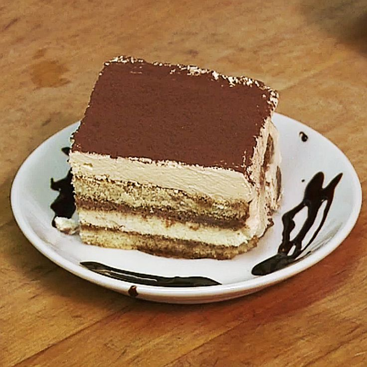 Tiramisu is considered by some to be the ultimate Italian dessert. It's definetley my favorite dessert!