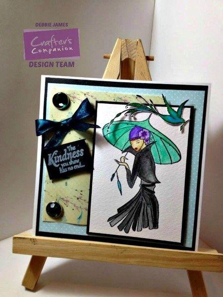 Kimono - Crafter's Companion Portfolio