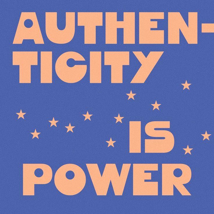 Authenticity is Power Wallpaper Design ndash Kinzie Madsen Brand Web Designer Goddess Smasher of the Patriarchy – Carmina Burana
